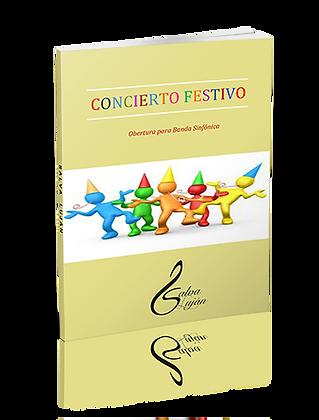 Concierto Festivo (Partitura solo)