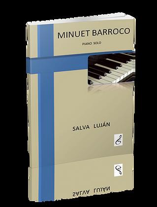 MINUET BARROCO x