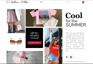 Blissed Out: A new website, media outreach, and social strategy for 'Southern Bliss'