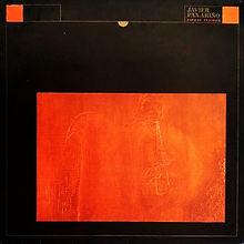 """Javier Mora: Grabación de teclado en el disco de Javier Paxariño """"Espacio Interior"""""""