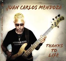 """Javier Mora: Grabación de piano, teclados y adaptación del tema Helping Hands en el disco de Juan Carlos Mendoza  """"Thanks to life"""""""