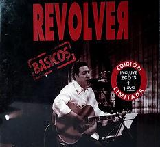 """Javier Mora: Grabación de pianos en el disco de Revólver """"Básicos"""" (edición limitada) 2002"""