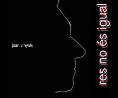 """Javie Mora: Grabación de piano y teclados en el disco de    Joan Vinyals """"res no es igual"""""""