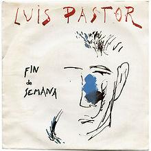 """Javier Mora: Grabación de teclados y producción en el disco de Luis Pastor """"Fin de semana"""" (single)"""