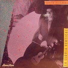 """Javier Mora: Grabación de pianos, teclados y arreglos en el disco de Javier Batanero """"La LLuvia Vertical"""""""