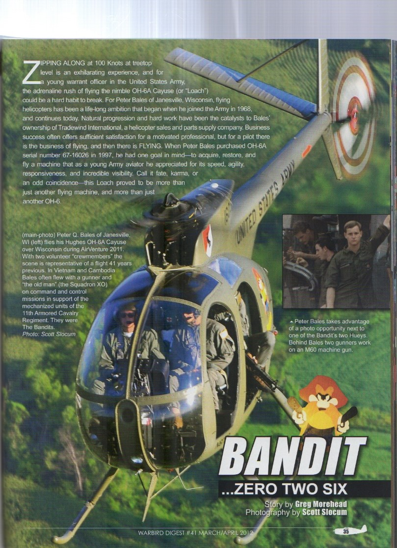 Tradewind International, LLC | Bandit 062