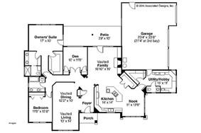Sample Floor plan 001