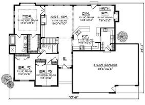 Sample Floor plan 003