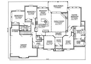 Sample Floor plan 002