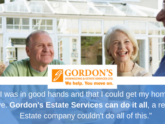 """What's the Advantage of Using Gordon's Over a """"Traditional"""" Real Estate Agent?"""