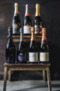 La Champagnerie_bouteilles