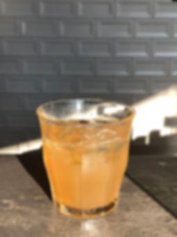 Bristol Chai - Thé glacé carbonisé maison