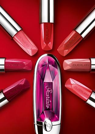 Guerlain - Le Rouge G Sheer Shine