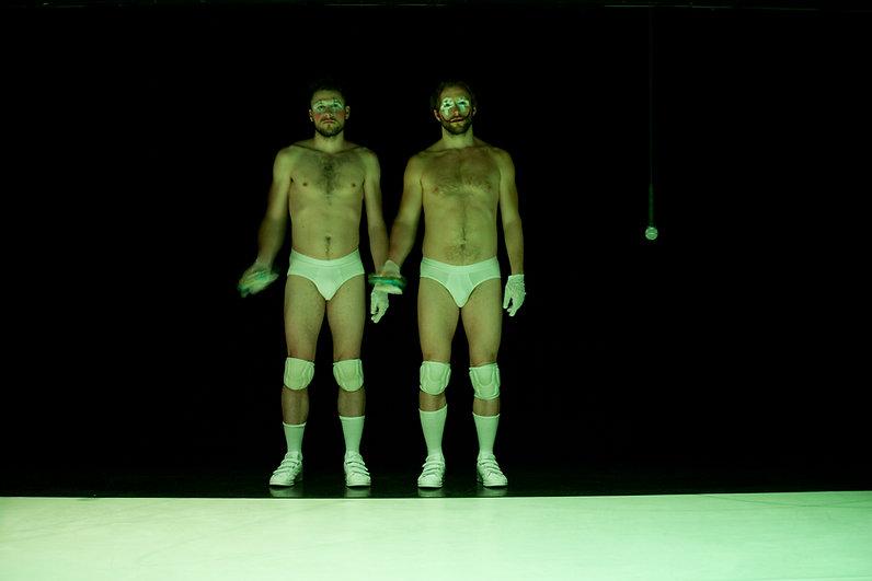 Danse Mutante + Antichambre à l'Agora de la Danse - Des performances qui déjouent nos perceptions