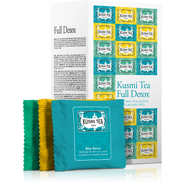 Kusmi Tea - Assortiment Full Detox