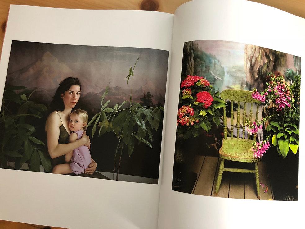 Marisa Portolese – Dans le studio avec Notman - Le livre