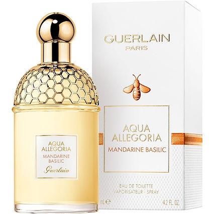Guerlain_Aqua Allegoria basilic et mandarine