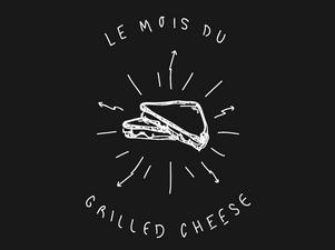 C'est le mois du Grilled Cheese!