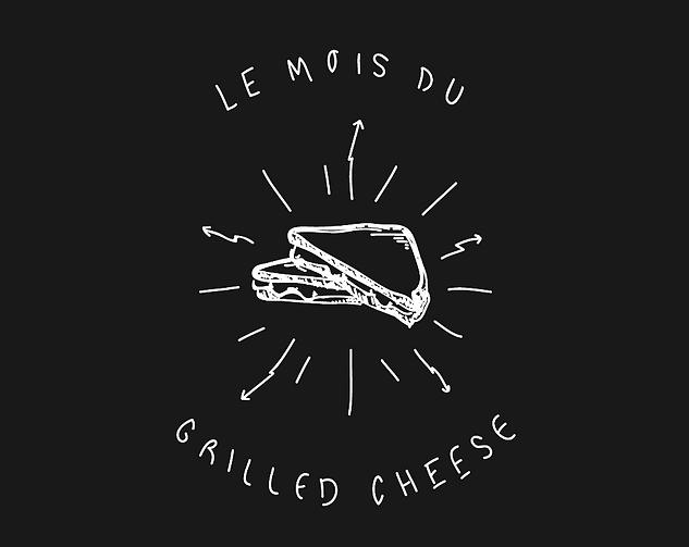 C'est le mois du Grilled Cheese! - Dans les 8 succursales de L'Gros Luxe au Québec