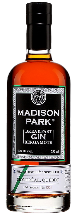 Distillerie 1769_Madison Park Breakfast Gin