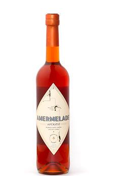 Amermelade bouteille