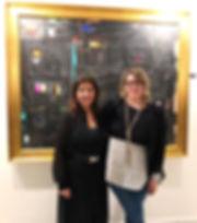 Roxanne Tremblay et Corinne Asseraf, Galerie 203