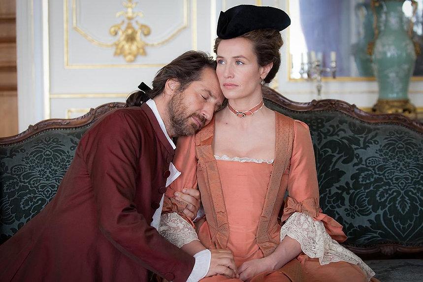 Suggestion cinéma: Mademoiselle de Joncquières - Ravissant et plein d'esprit!