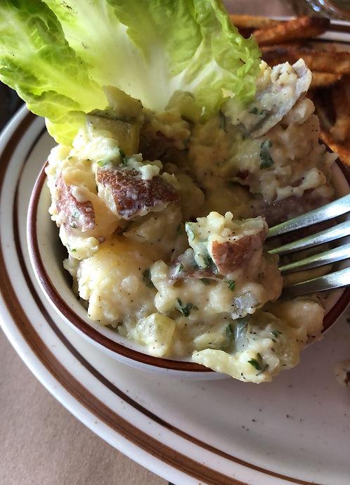 Le Boucan - Salade de patates