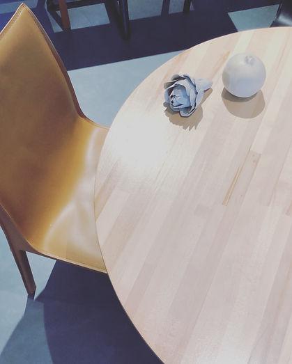 Chez Sophie - table
