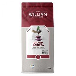 Café William Spartivento_Grand Barista