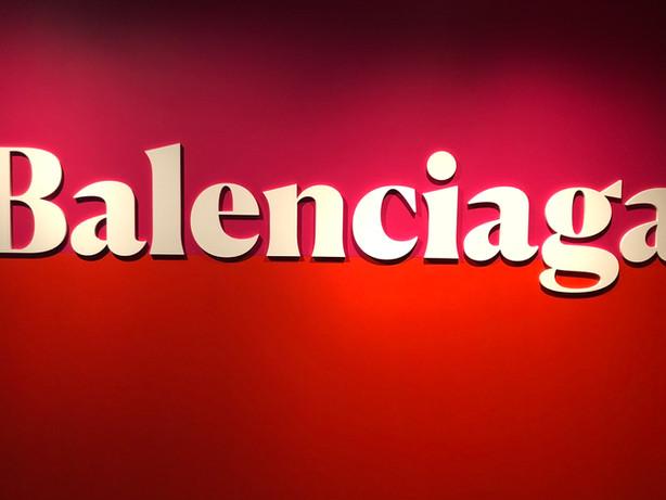 L'exposition Balenciaga, maître de la haute couture