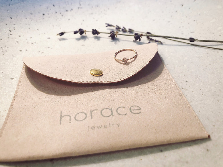 Horace Jewelry et sa nouvelle collection de Basics