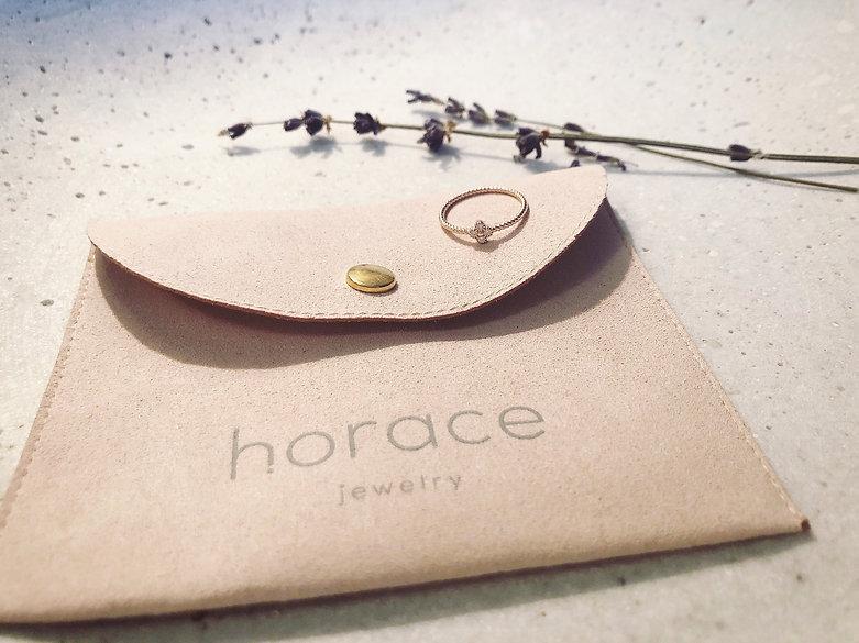 Horace Jewelry et sa nouvelle collection de Basics