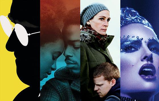 Suggestion cinéma: à voir en prévision des Oscars