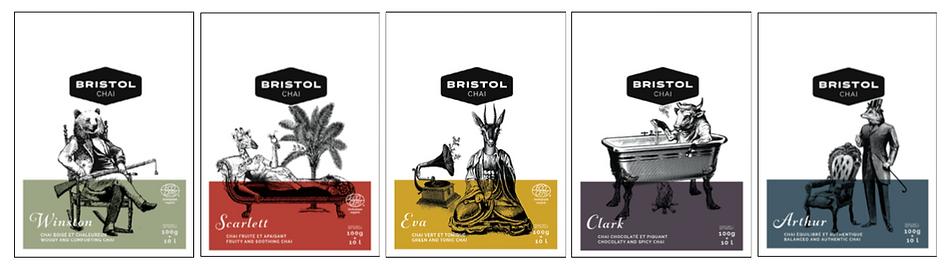 Bristol Chai - Mélanges de thé chai