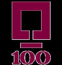 SAQ_100 ans logo