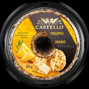 Castello_Fromage à la crème à l'ananas