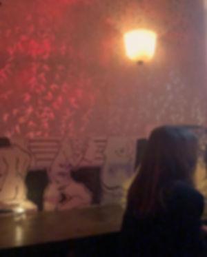 Femme à la Fontaine bar