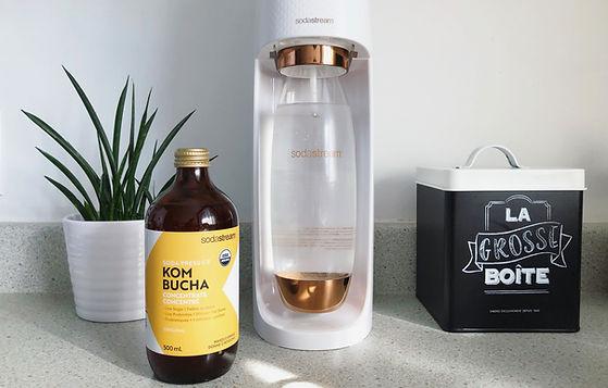 SodaStream, des bulles à volonté - Fizzi Glo, une édition spéciale blanche et rose dorée