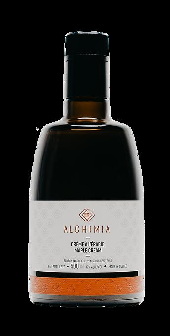 Alchimia - Crème à l'Érable
