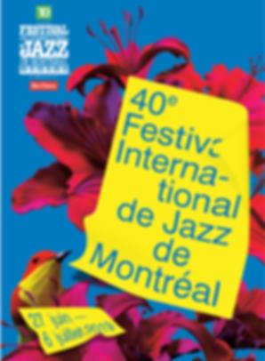 Le 40e Festival International de Jazz de Montréal - Des légendes côtoient une scène alternative bien présente