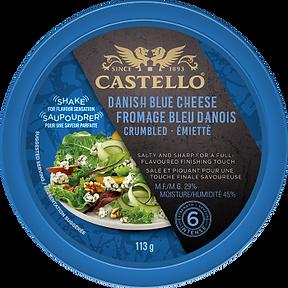 Castello_Bleu danois émietté