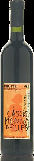 Cassis Monna & Filles - Le Fruité