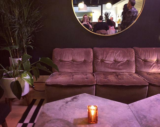 Léo's Taproom lounge