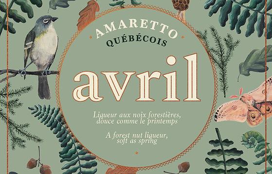 Avril_Amaretto Québécois