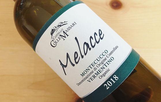 Le Melacce 2018 de ColleMassari - Un incroyable toscan bio, aromatique et frais