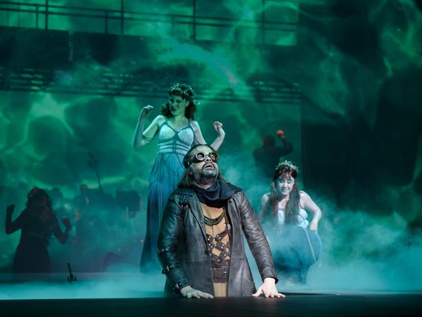 Das Rheingold à l'Opéra de Montréal