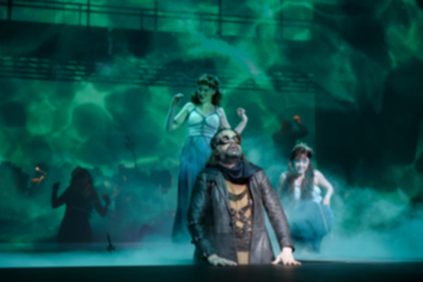 Das Rheingold à l'Opéra de Montréal - L'oeuvre de Wagner, source d'inspiration du Seigneur des anneaux