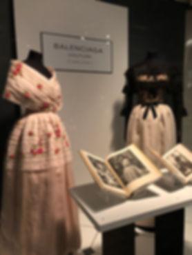 Exposition Balenciaga