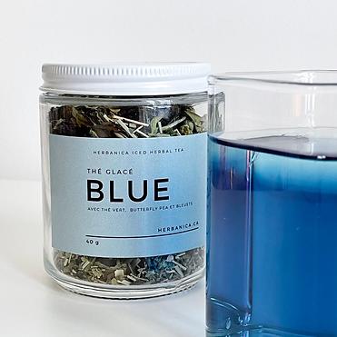 Herbanica_Thé glacé Blue